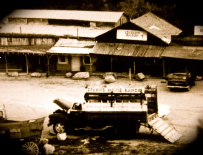 manson spahn movie ranch