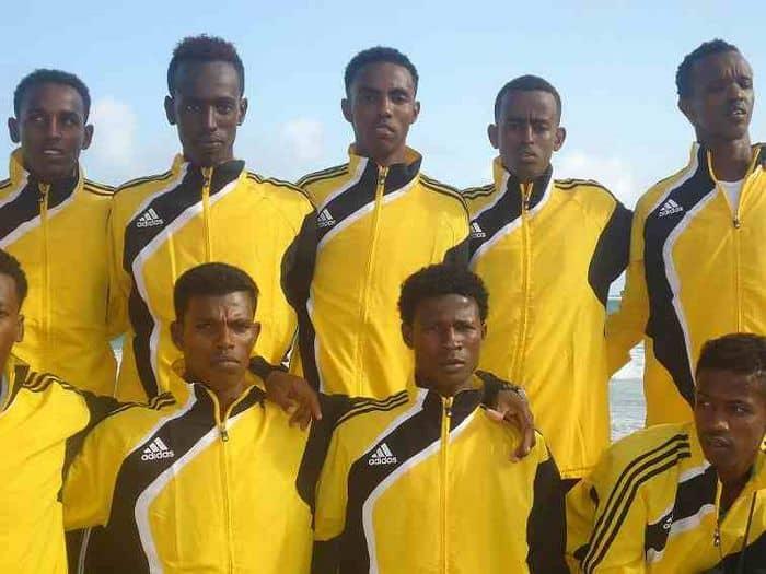 Somalia U 17