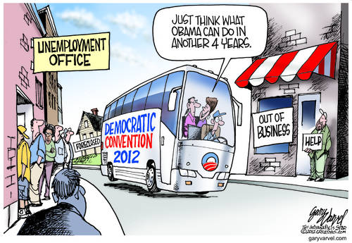 Looking At All Obama Has Done, Think Of What He Can Do With Four More Years