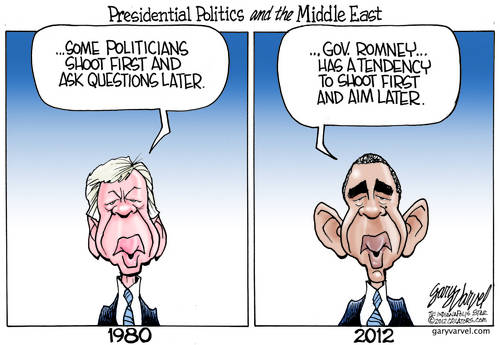 Apparently, Obama Really Is A Carter Redux On Middle East Policy