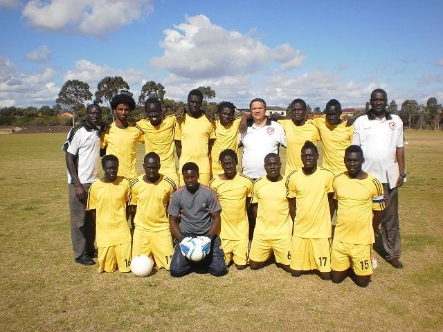 somali soccer team