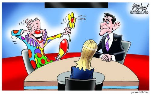 Joe Biden Dresses As His Fav Character, Joe The Clown, For His Debate Performance