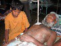 Muslim Man Shot By Bangladesh Rifles