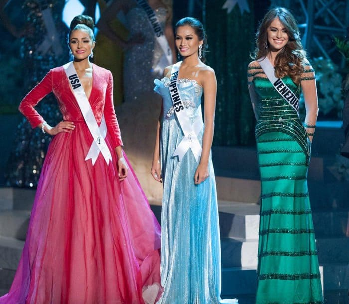 Miss Universe 2012 Tom Donoghue