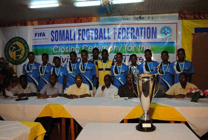 Mogadishu city FC who won division B league04