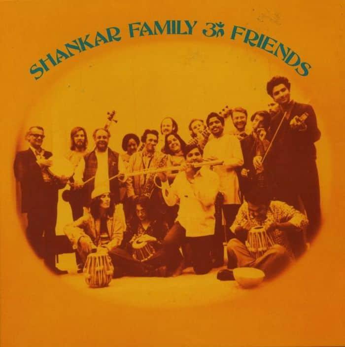 shankar family friends