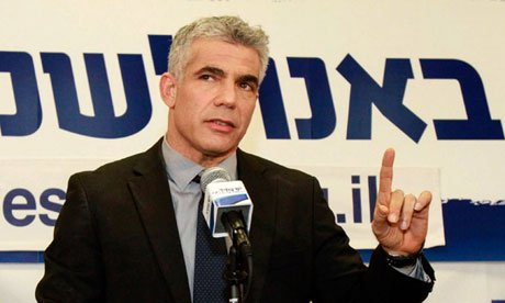Yair Lapid Yesh Atid after election