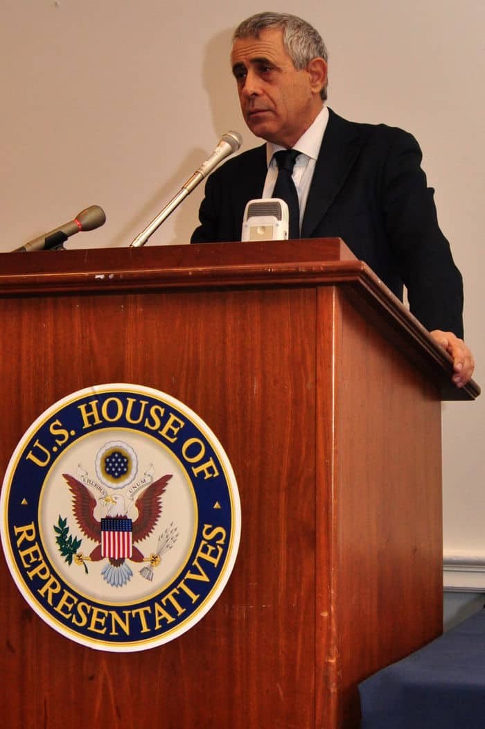 Dr. Mordecahi Kedar