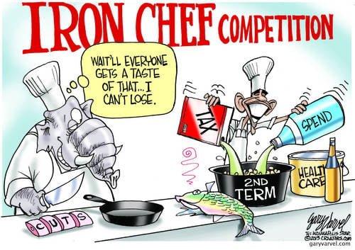 Editorial Cartoons by Gary Varvel - gv2013130129dAPC - 29 January 2013