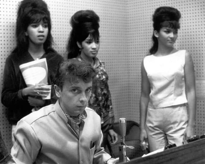 phil spector and ronettes