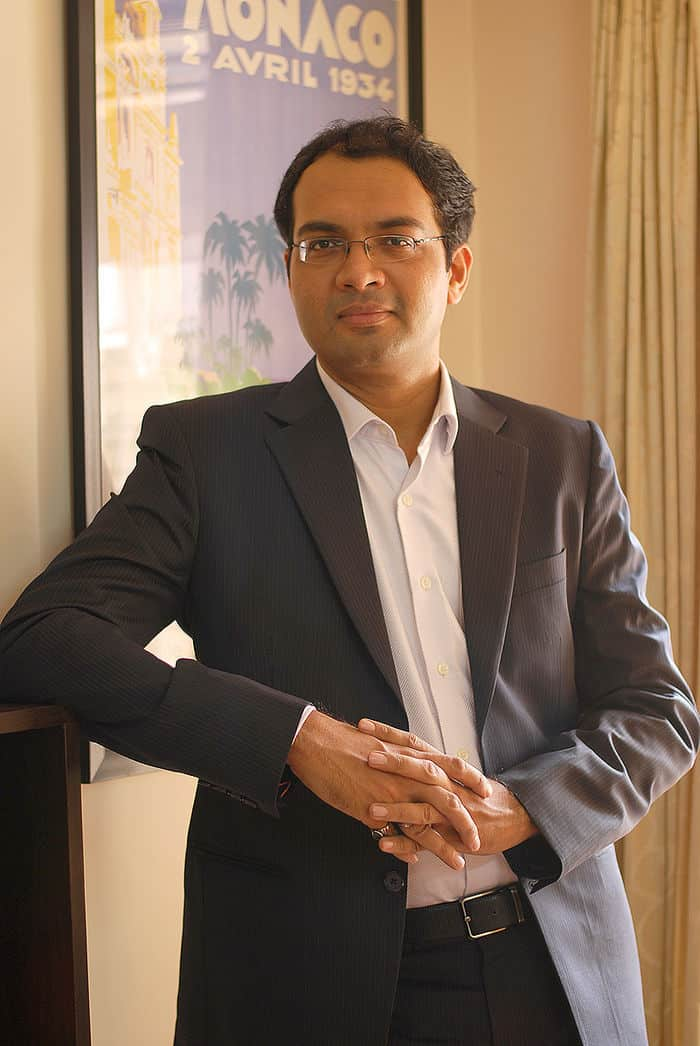 Amit Nair, Business Head Zee Khana Khazana