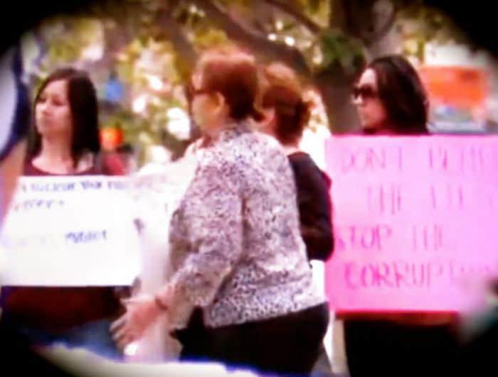 christopher dorner protests