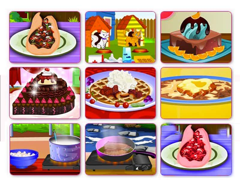 cookingwhat games for girls.