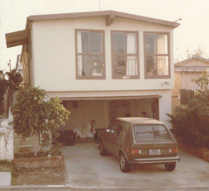 garagem onde tudo comecou