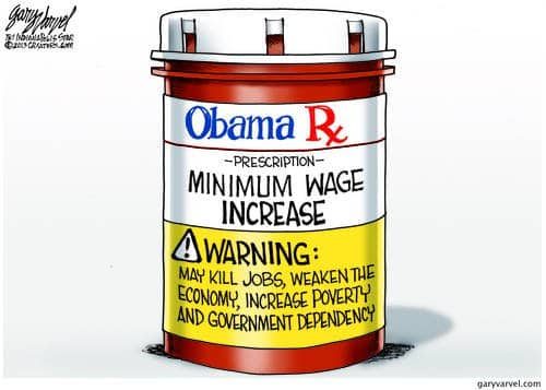 The Obama Prescription For America Is A Lot Like A Big Pharma Prescription For You - Bad Side Effects