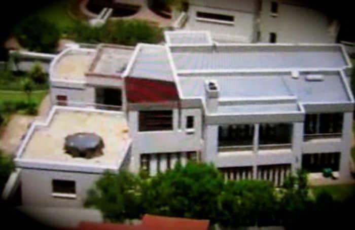 oscar p house