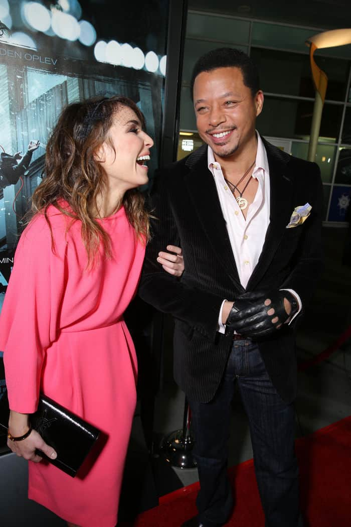 Noomi Rapace Terrence Howard