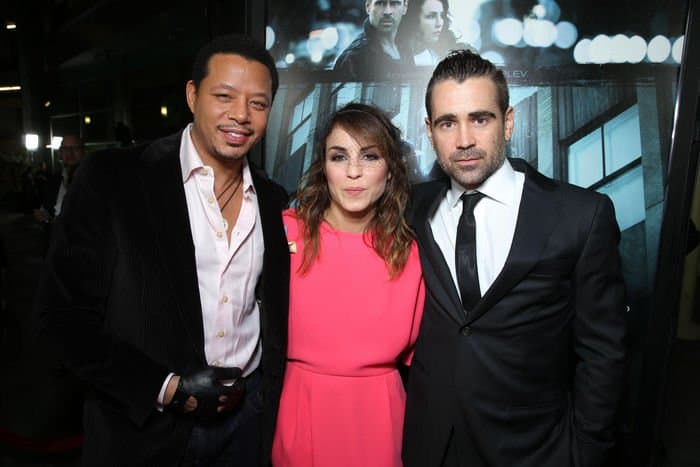 Terrence Howard Noomi Rapace Colin Farrell