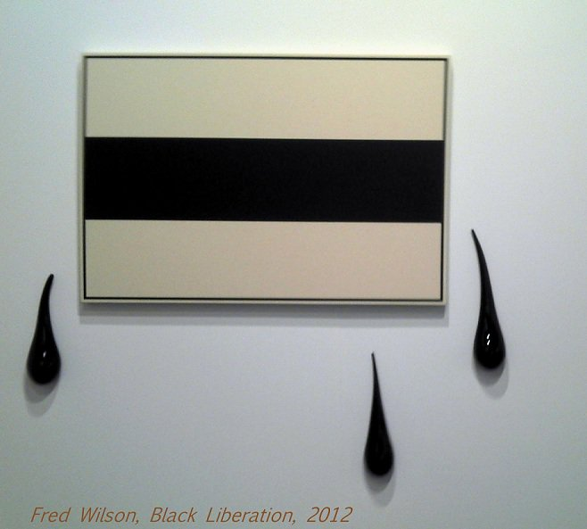 fred wilson black liberation