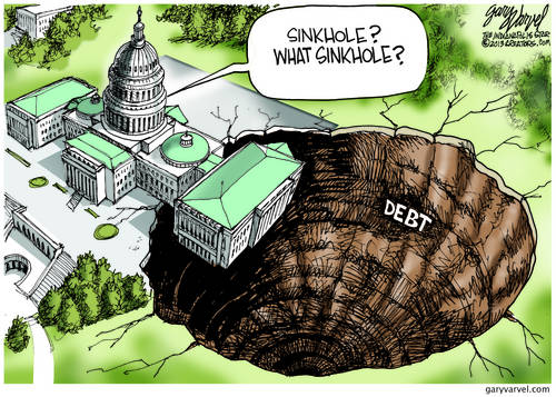 Sinkholes Suddenly Start Opening Up, After Building Up For Years, Warnings Ignored, Trapping The Clueless