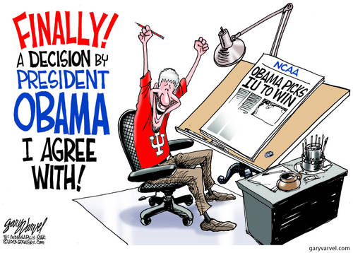 Finally, Obama And Varvel Are On The Same Page. How Long Will It Last?