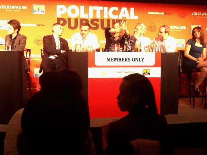 political pursuit1