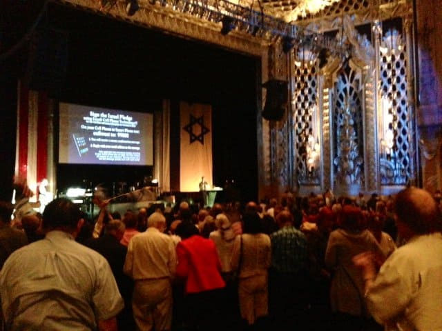 CUFI Audience Saban Theatre 2013