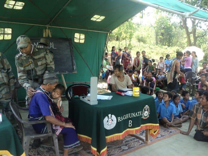 MED Camp Bakuliya