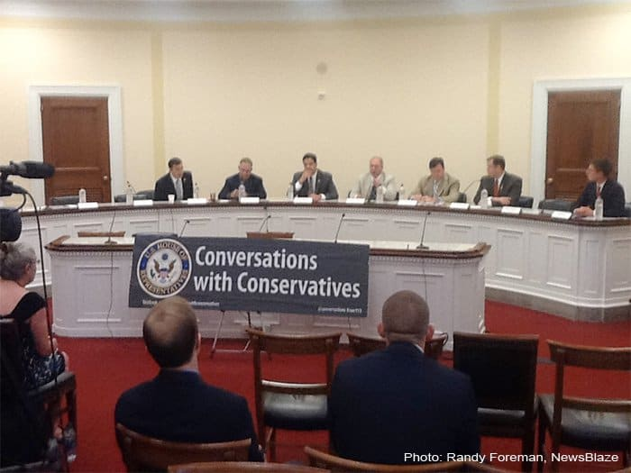 conversations with conservatives may 2013