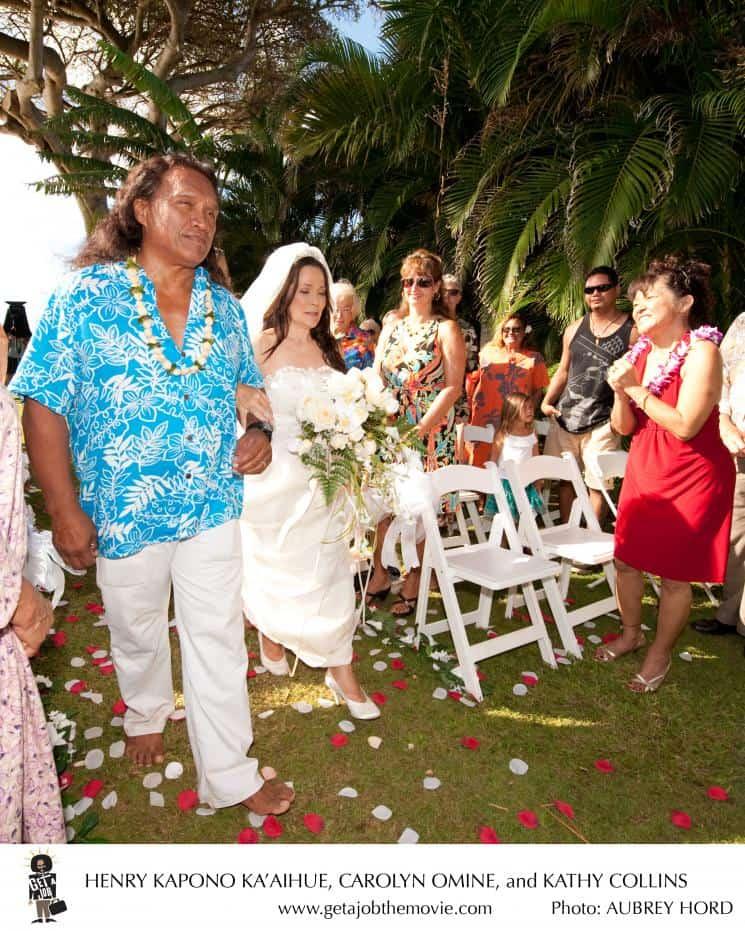Get A Job Henry Carolyn Kathy Collins wedding march