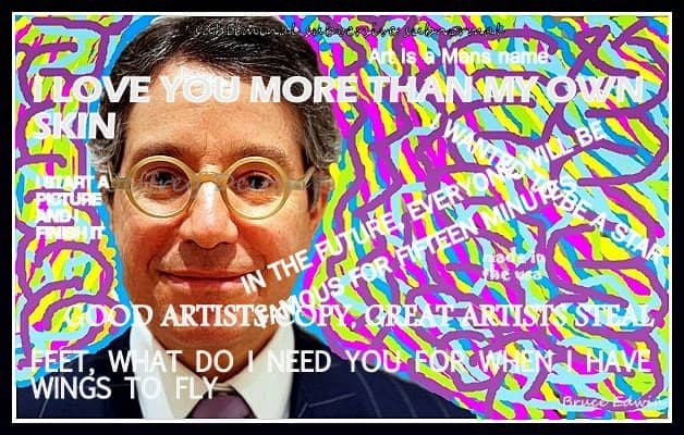 Jeffrey Deitch Art
