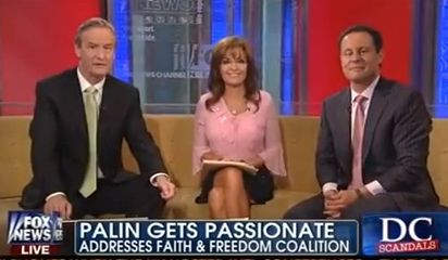 Sarah Palin Interviews Ted Cruz On Fox And Friends