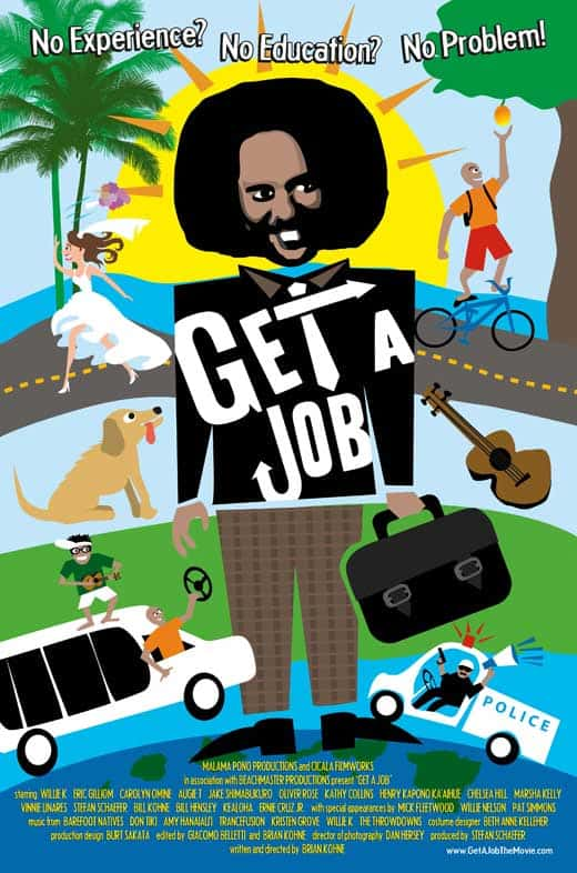 get a job movie poster 2012