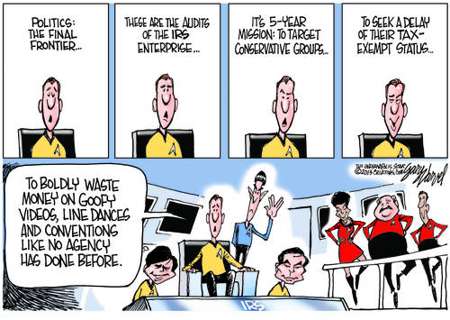 Editorial Cartoons by Gary Varvel - gv2013130605dAPC - 05 June 2013