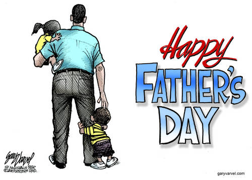 Fathers Day Is A Great Thing. Take Care Of Those Kids, They Depend On You
