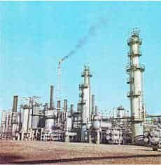 Abadan Oil Refinery, Catalytic Facilities.