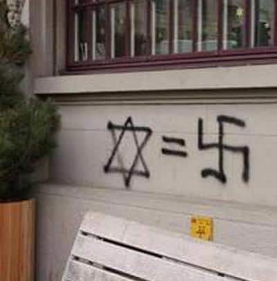 Antisemitism is immoral