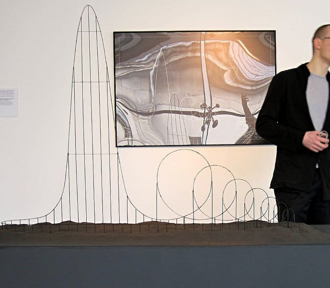 Euthanasia Coaster at HUMAN+