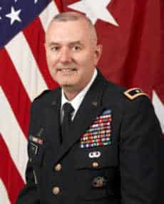File photo of Maj. Gen. Michael S. Tucker, who was promoted to lieutenant general today at the Pentagon by Army Chief of Staff Gen. Raymond T. Odierno.