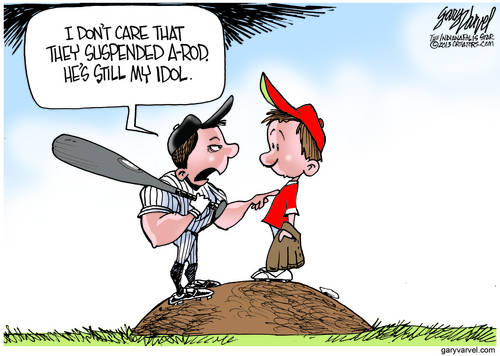 Editorial Cartoons by Gary Varvel - gv2013130806dAPC - 06 August 2013