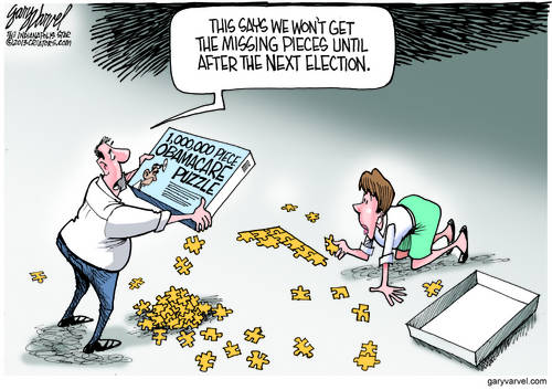 Editorial Cartoons by Gary Varvel - gv2013130814dAPC - 14 August 2013