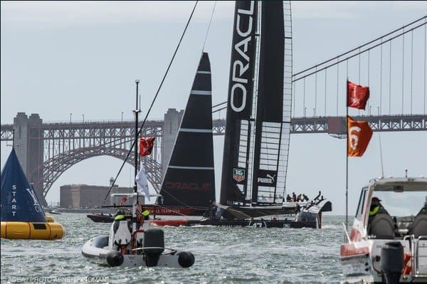 americas cup oracle wins