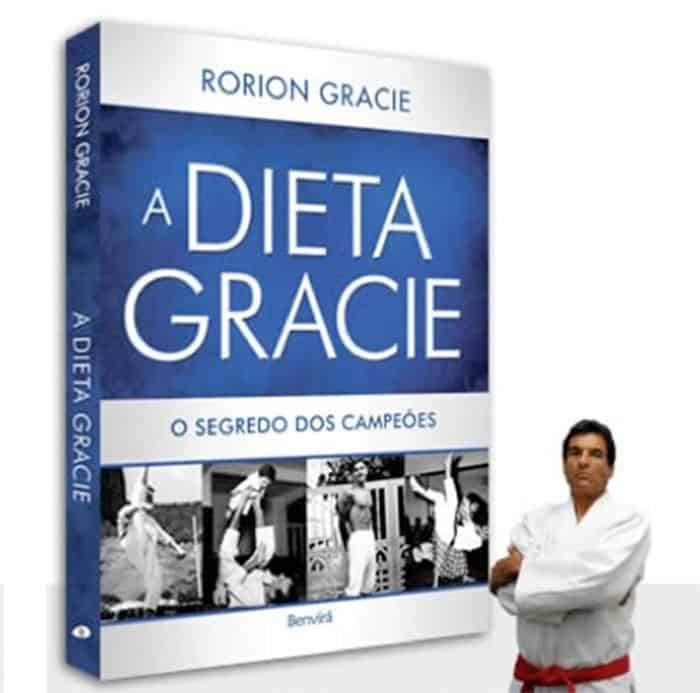 gracie diet book cover