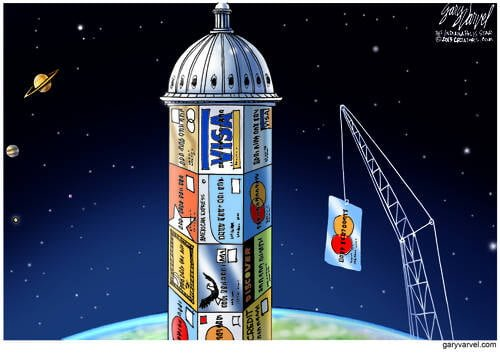 Editorial Cartoons by Gary Varvel - gv2013130930dAPC - 30 September 2013