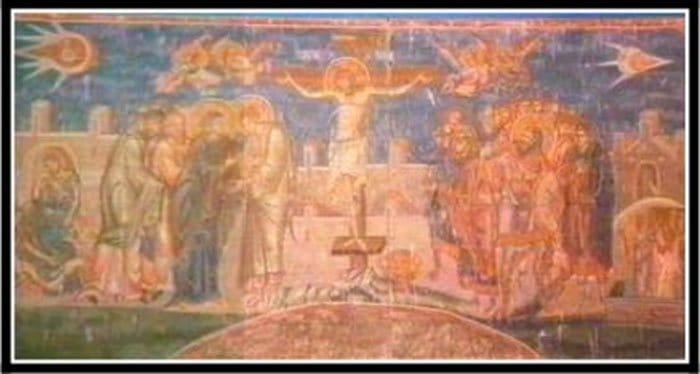 jesus and ufos