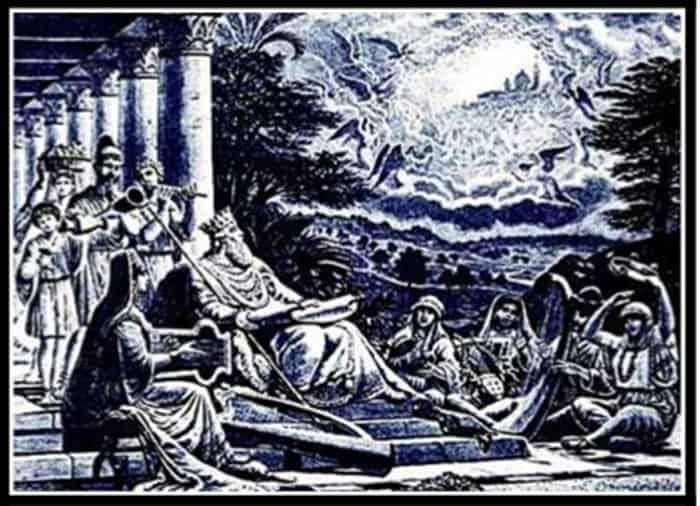king davids vision