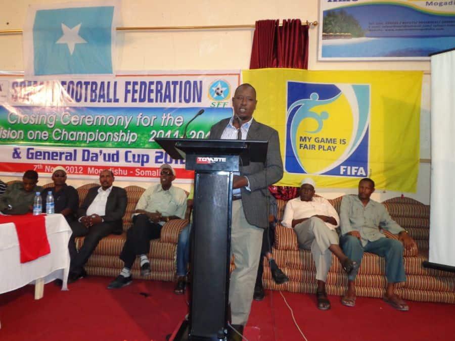 SFF chief of c