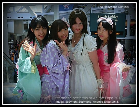 Starmarie Anime Expo 2013