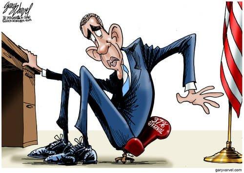 Editorial Cartoons by Gary Varvel - gv2013131013dAPC - 13 October 2013