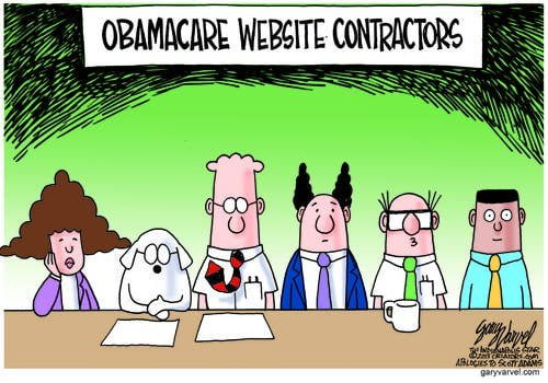 Obamacare Contractors.